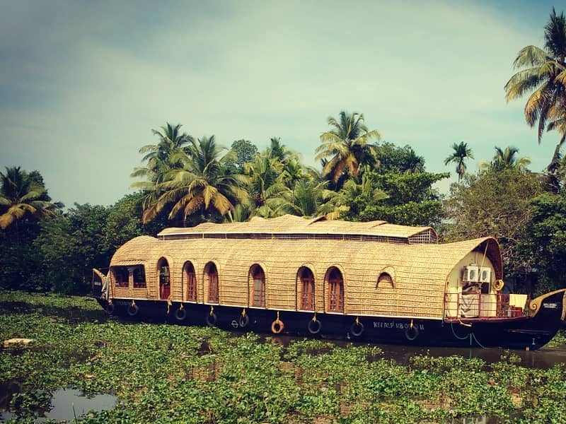 Valiyaparamba Backwaters │ Nileshwar Backwater Tour | Nileshwar