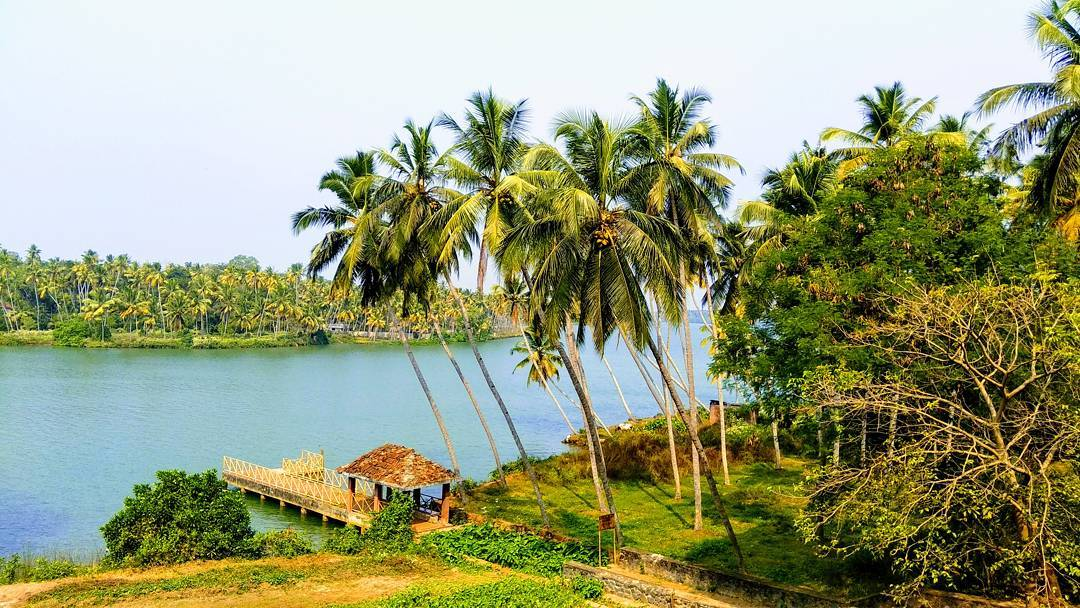 Kappil Backwaters of Kerala