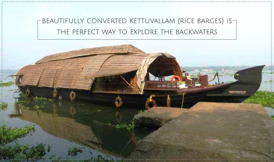 Types of Houseboats in Kerala
